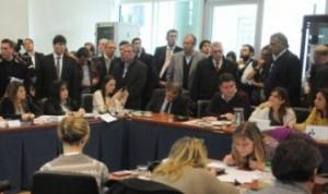 Comisión Dictamen en Diputados
