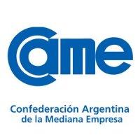 CAME Confederacion Argentina de la Mediana Empresa
