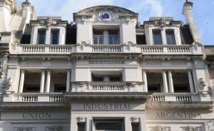 Oficinas de la Union Industrial Argentina