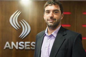 Emilio Basabilvaso titular de la Anses