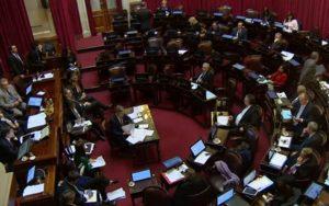 Informe de Gestión de Marcos Peña  en el Senado de la Nación