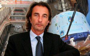 Ángelo Calcaterra a cargo soterramiento tren Sarmiento