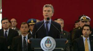 Anuncio Macri aumento a fuerzas de seguridad