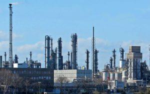Cayó la producción industrial