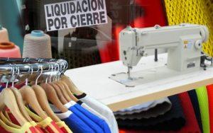 Despedidos en industria textil