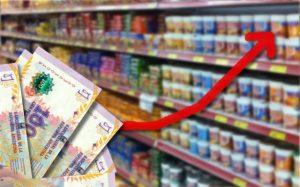la inflación de mayo fue de 3,6%
