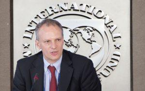 Alejandro Werner Director del Depto Hemisferio Occidental