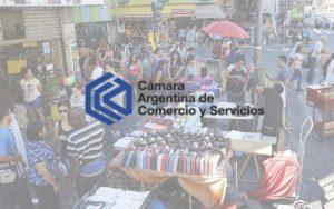 CAC: Cayó 46,1% en junio la venta ilegal callejera en la Ciudad Autónoma