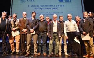 La CTA y la CGT crearon IET
