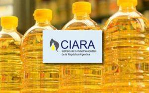 CIARA: desde agosto aumentará el precio del aceite