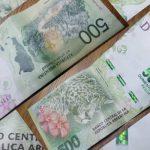 Error de impresión en billetes de $ 500