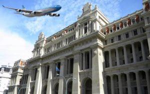 Jueces de la Corte Suprema de Justicia con beneficios en Aerolíneas Argentinas