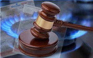 La justicia Federal ratificó prohibición de aumento de tarifas de gas