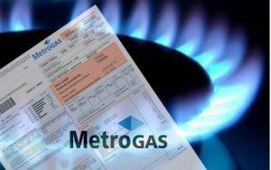 Metrogas justifica el aumento de tarifas