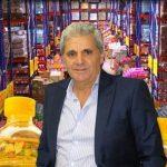 V�ctor Fera, presidente del hipermercado Maxiconsumo