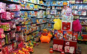 Cayeron las ventas del Día del Niño