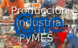 Cayó 5,9% en junio la producción industrial de PyMES