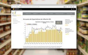 Cif: En agosto estiman inflación de 25%