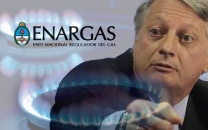 Ministro de Energía Juan José Aranguren y Ente Nacional Regulador del Gas (ENARGAS)