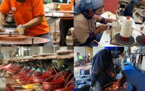 producción industrial de Pymes