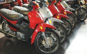 Aumentó patentamiento de motos