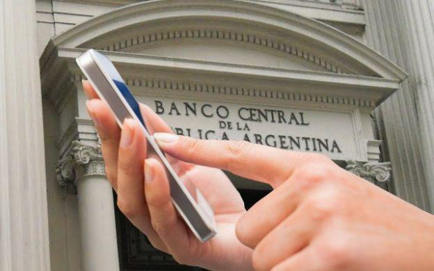 Banco Central: generar cajas de ahorro desde celulares