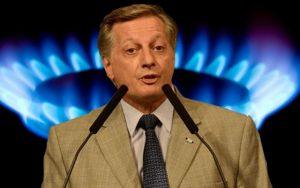 Ministro de Energía, Juan José Aranguren