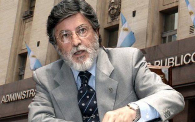 Alberto Abad, AFIP