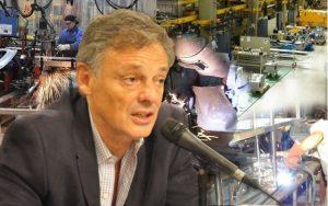 Ministro de Producción, Francisco Cabrera anunció beneficios impositivos para pymes