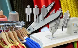 Perdida de puestos de trabajo en el sector textil