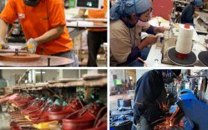 producción industrial pymes