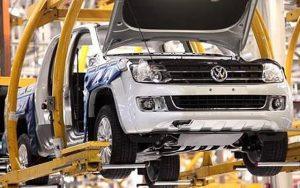 planta automotriz Volkswagen