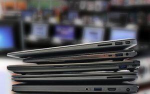 caída de ventas de notebook
