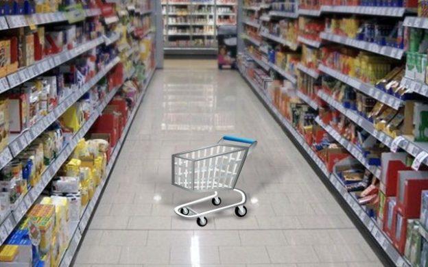 carrito supermercado