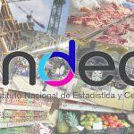 Indec: actividad económica