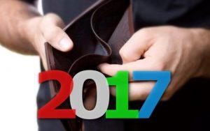 aumentos año 2017