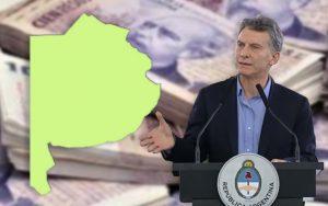 Presidente Macri - provincia de Buenos Aires