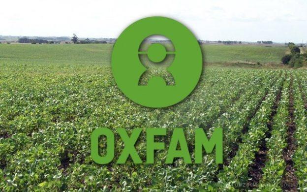 investigación de Oxfam sobre distribución de la tierra