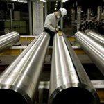 producción de tubos