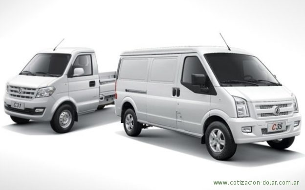 Grupo Socma venderá vehículos chinos Dong Feng Sokon