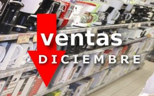 cayeron ventas minoristas en diciembre