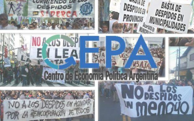 CEPA: despedidos de trabajadores