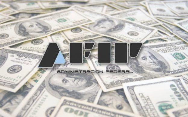 AFIP dólares
