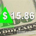 Argentina dolar hoy 07-03-2017 a $15,86