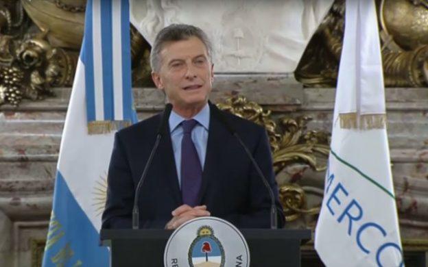 "Maurio Macri presentó el ""Plan 1 Millón"""