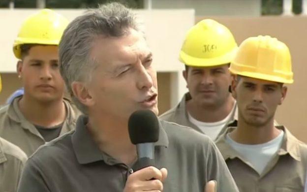 Mauricio Macri, anuncio Plan Procrear
