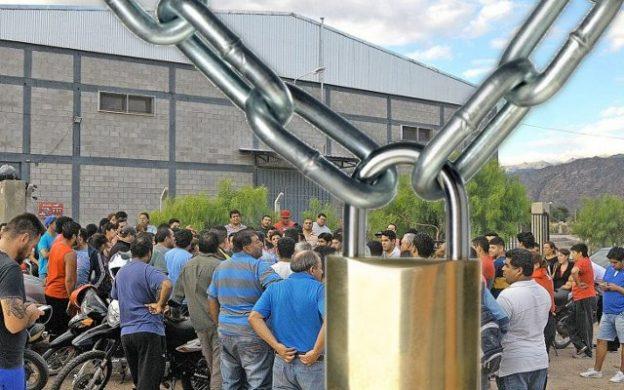 planta Unisol-Puma La Rioja cerrada