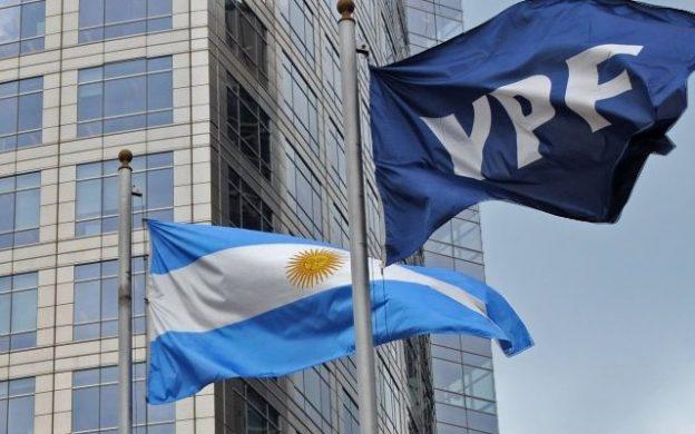 YPF bandera