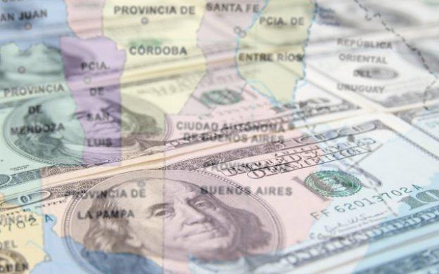 Deuda en dólares de las provincias