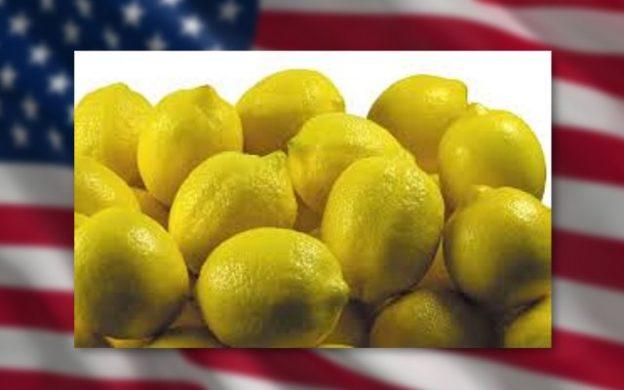 limones argentinos exportación a los EE.UU.